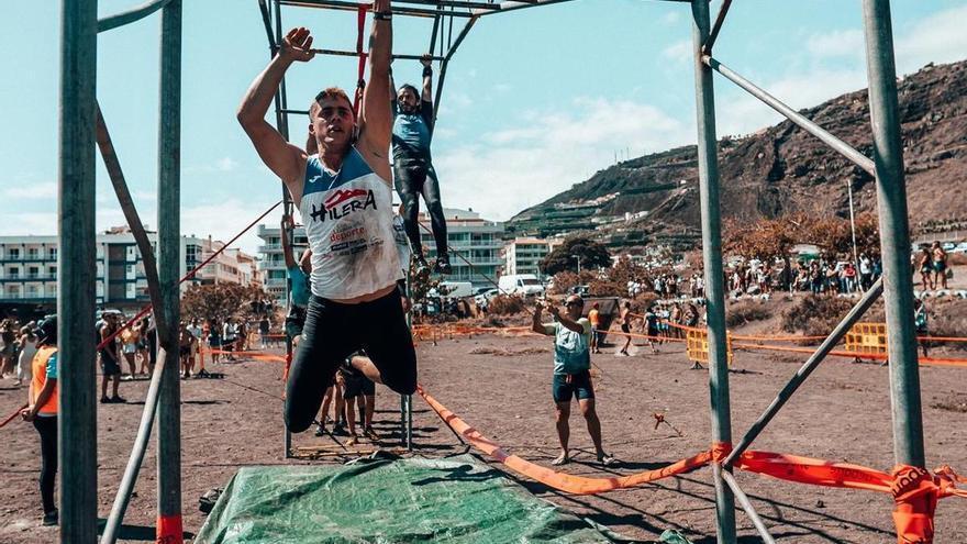 Imagen de archivo de una  OCR (carrera de  obstáculos).