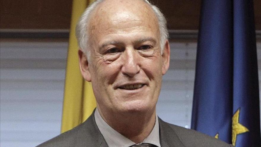 El diputado autonómico del PP José Ignacio Echeverría.