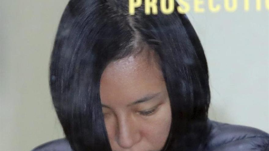"""Comienza hoy el juicio a la """"Rasputina"""" surcoreana"""