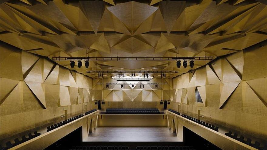 La Filarmónica de Szczecin, Premio de Arquitectura Contemporánea de la UE