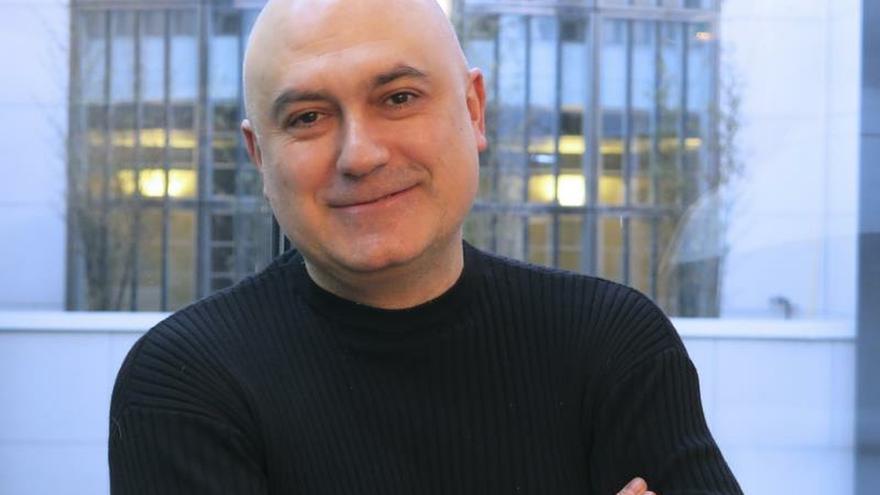 El director español Calixto Bieito.