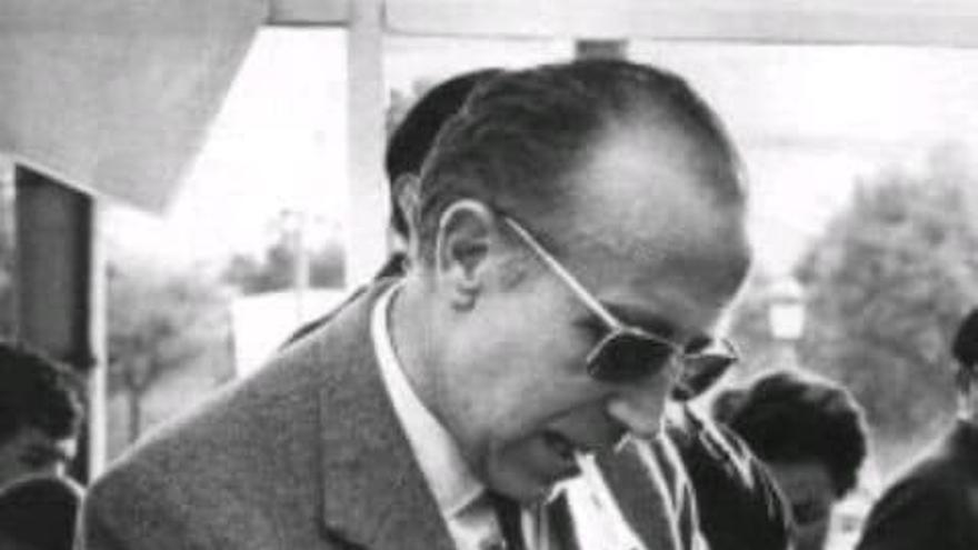 Centenario Francisco García Pavón