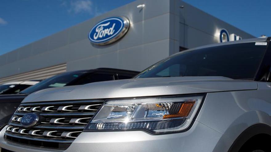 Las ventas del Grupo Ford en EE.UU. se redujeron un 3,5 % en 2018