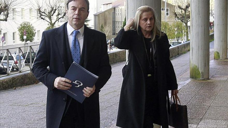 Clara Campoamor desmiente al abogado de la madre de Asunta