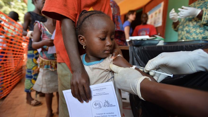 El 99% de las muertes de niños menores de cinco años tienen lugar en sitios de bajos ingresos