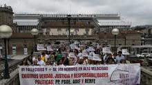 """Los máximos responsables de la CIAF reconocen que no atendieron """"lo suficiente"""" a las víctimas"""