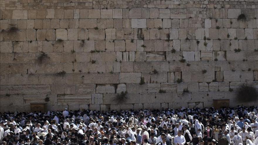 El Muro de Lamentaciones será parada obligada en las visitas de los dignatarios a Israel