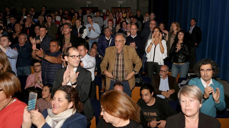 Acto de José Luis Rodríguez Zapatero en Gran Canaria