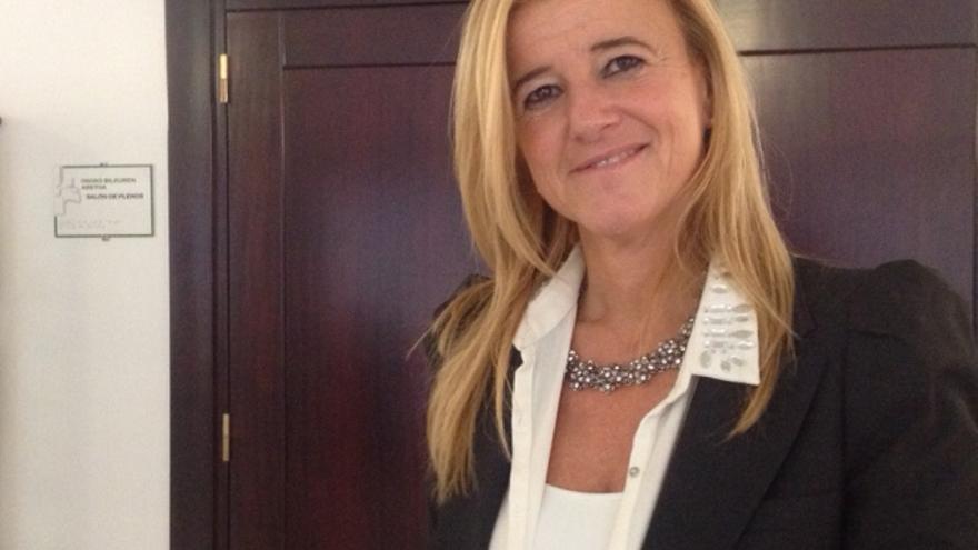 María Teresa Laespada, directora del Instituto Deusto de Drogodependencias.