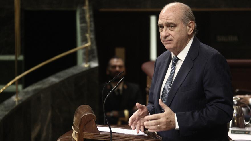 IU-ICV-CHA exige que Fernández Díaz explique al Congreso las cargas policiales del domingo en Valladolid