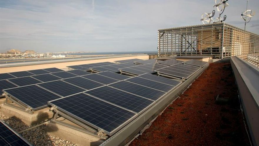 El PE pide asumir una meta del 30 por ciento de energías renovables en 2030