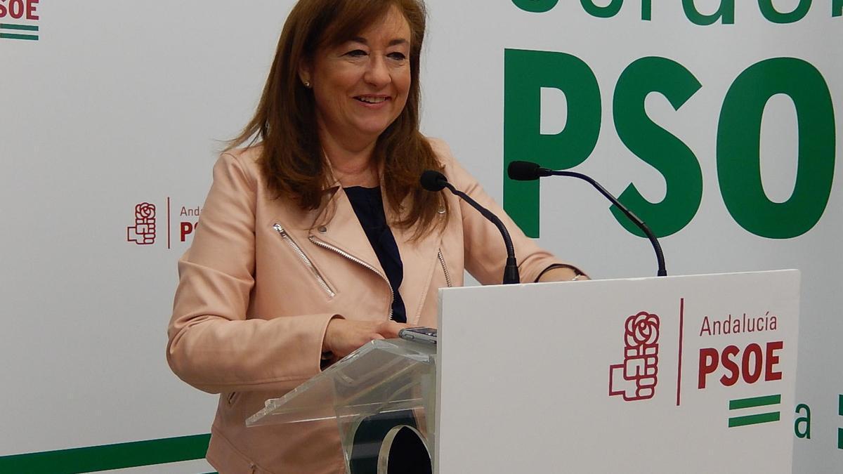 Soledad Pérez (PSOE).