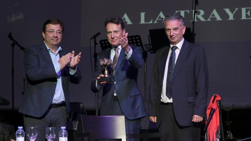 Matías Prats recoge IV Premio Santiago Castelo a la trayectoria periodística