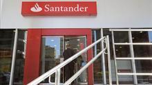 """Condenan al Banco Santander por """"temeridad y mala fe"""" en la venta de productos complejos"""