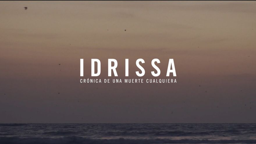 Cabecera del documenta Idrissa
