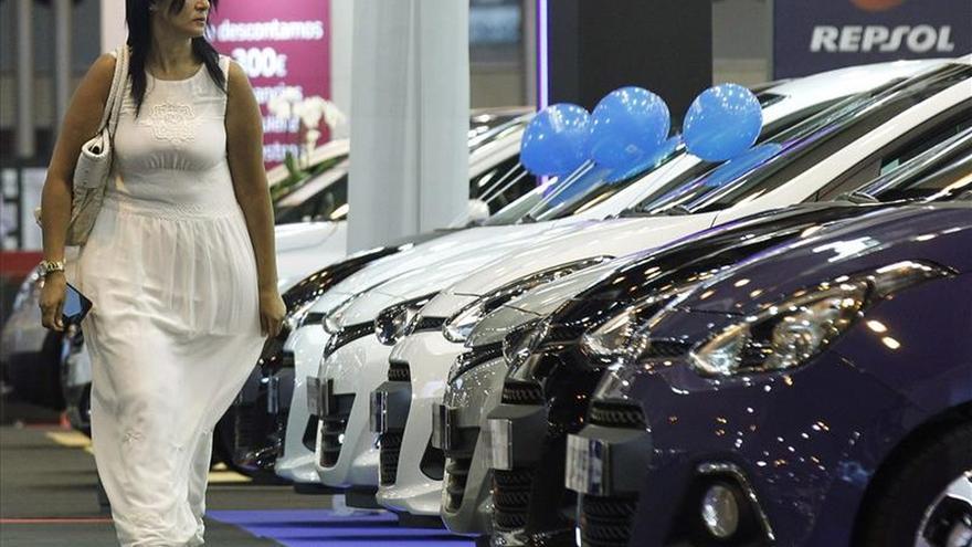 Más de 4.000 coches a la venta en el Salón del Vehículo de Ocasión de Madrid