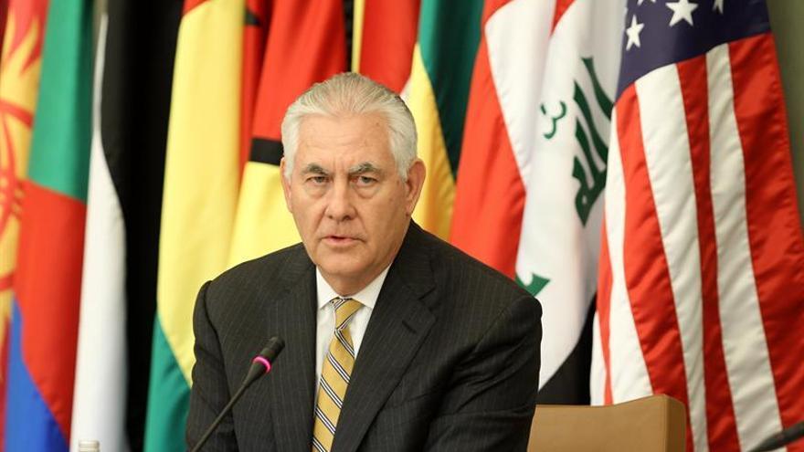 EE.UU. pide a Irán que libere a todos los estadounidenses detenidos allí