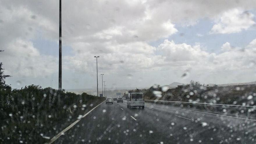 La previsión de la Aemet habla de fuertes precipitaciones y viento en las cumbres