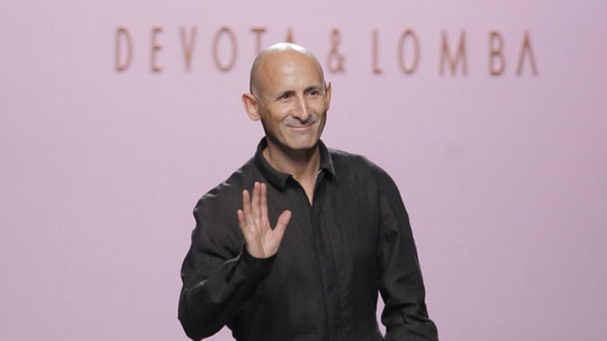 El diseñador Modesto Lomba formará parte del jurado del certamen de moda.