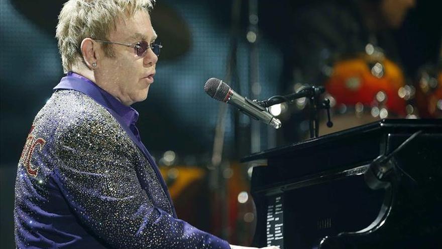 Elton John abrirá en el Real la primera edición del Universal Music Festival