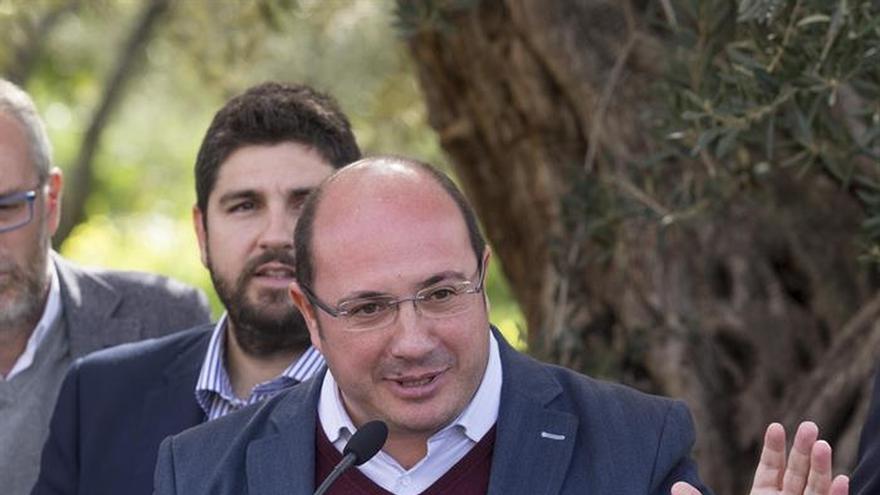 Pedro Antonio Sánchez niega que se le investigue por corrupción. (Febrero de 2017)