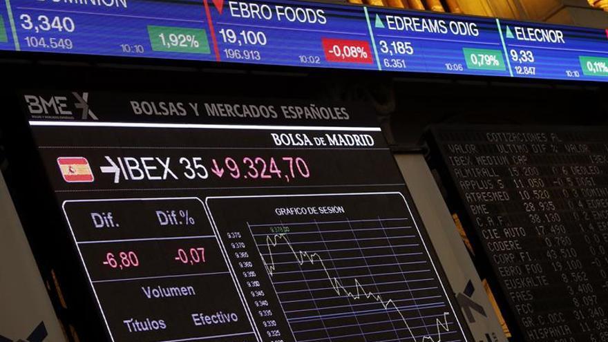 La Bolsa española se da la vuelta tras la apertura y gana un 0,30 por ciento