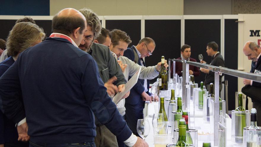 World Bulk Wine Exhibition (WBWE), la feria del Vino a Granel que se celebra en Amsterdan.