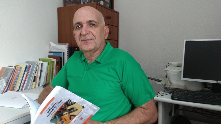 Justo Pérez es catedrático de Física de la Universidad de La Laguna (ULL).