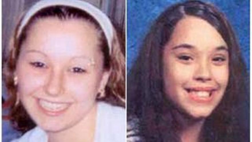 Hallan vivas a tres jóvenes desaparecidas hace 10 años