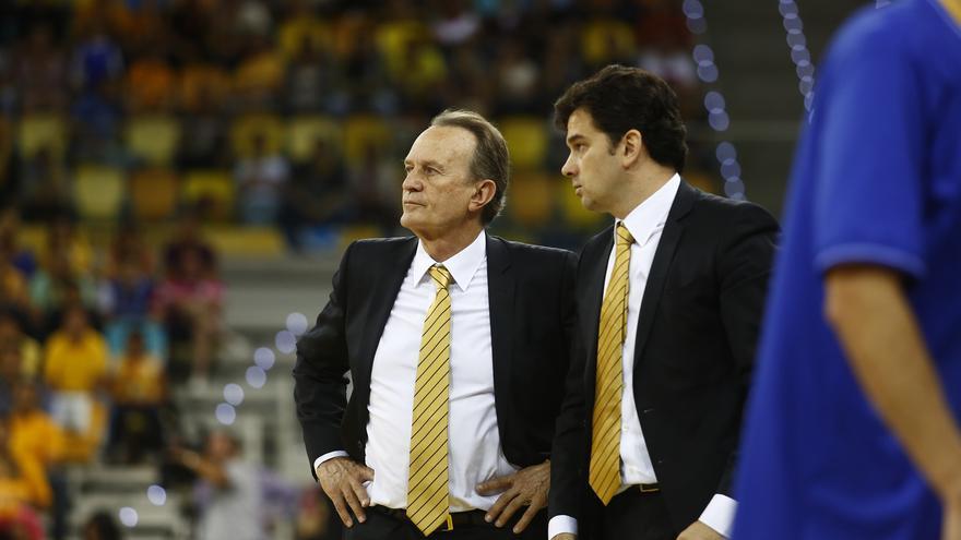 Aíto García Reneses (ACB Photo/M. Henríquez)