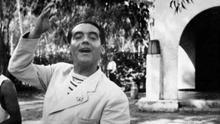 Federico García Lorca, ejecutado por el franquismo.