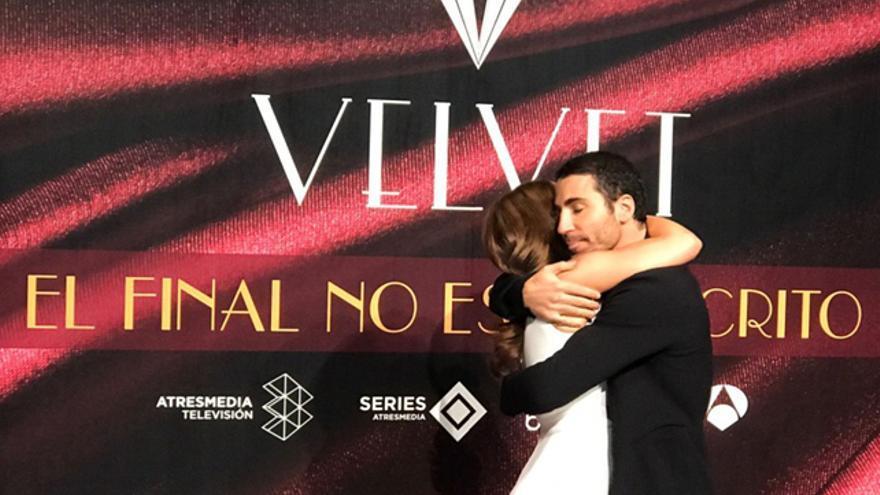 """Antena 3: """"Estamos de los nervios"""" con el final de 'Velvet' en directo"""