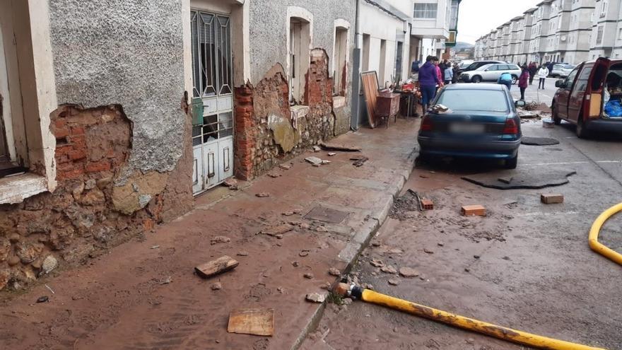 Seis ayuntamientos y 294 familias, 43 comunidades de vecinos y 55 empresas piden ayudas estatales por las inundaciones
