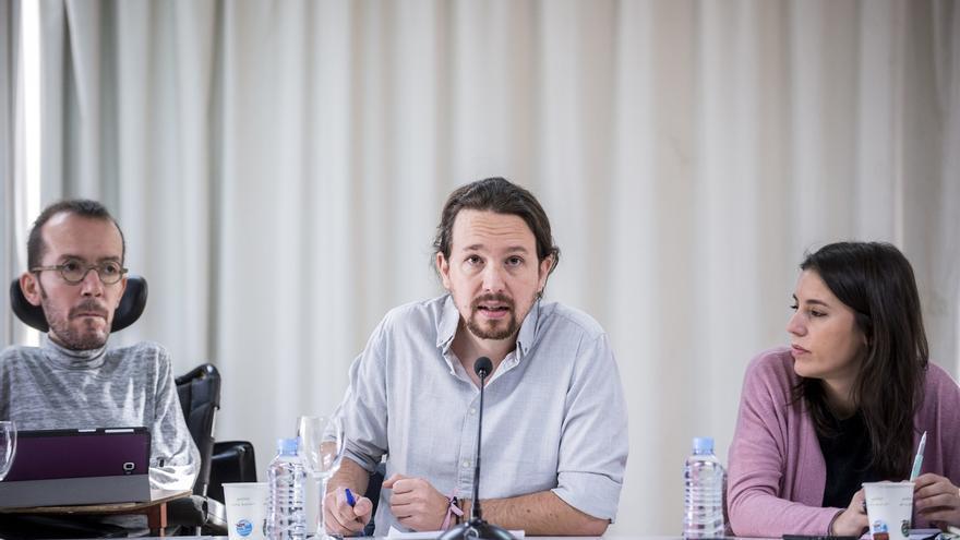 Los candidatos de Pablo Iglesias copan las listas de Podemos para el Congreso y el Senado de las próximas generales