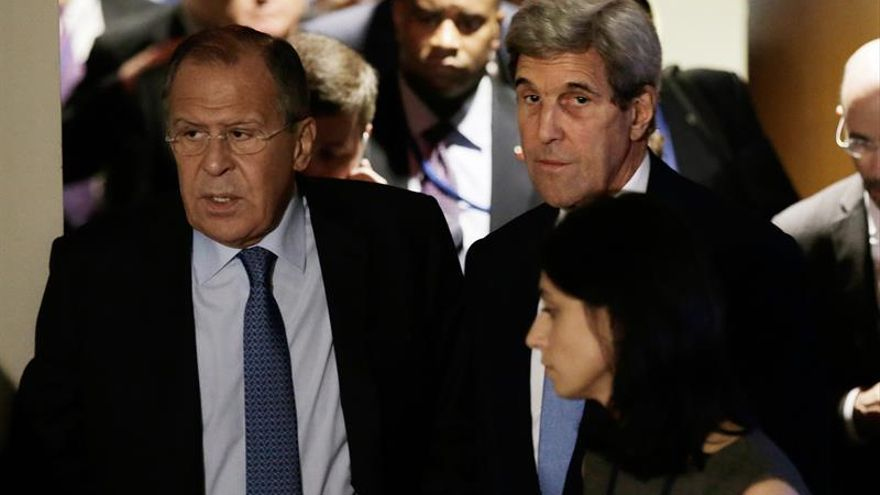 """Kerry pide a Rusia demostrar """"seriedad"""" para renovar la tregua en Siria"""