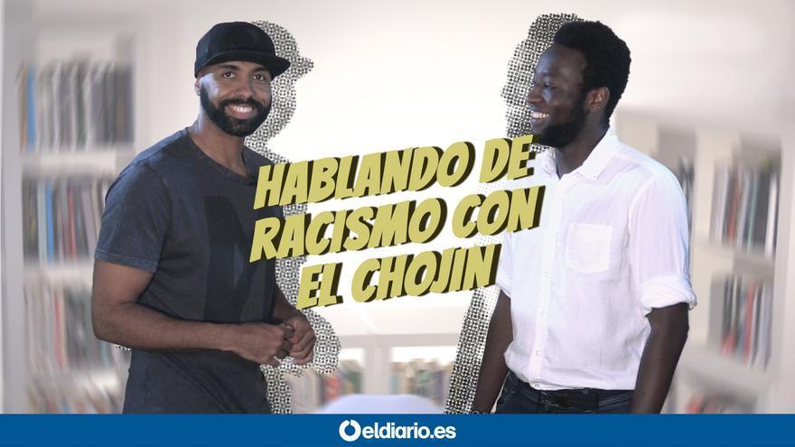Hablando de racismo con El Chojin