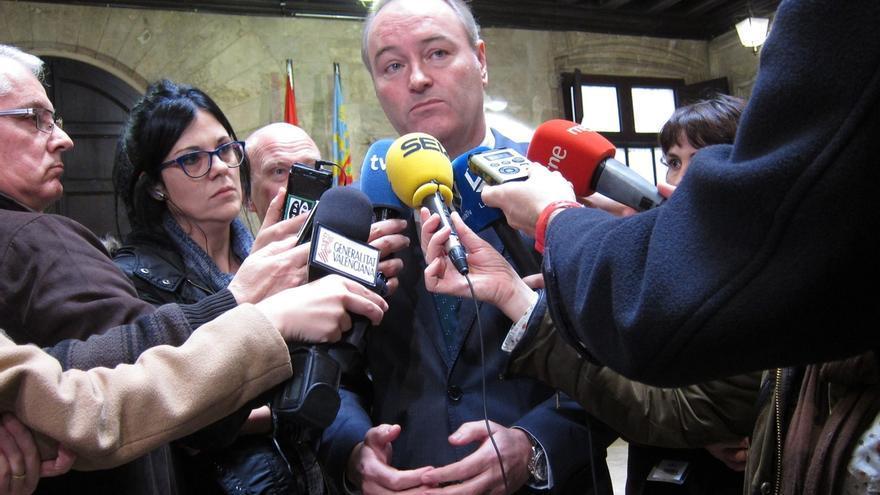 """Fabra recomienda tener """"paciencia"""" sobre su candidatura en la Comunidad Valenciana: """"Eso no lo decido yo"""""""