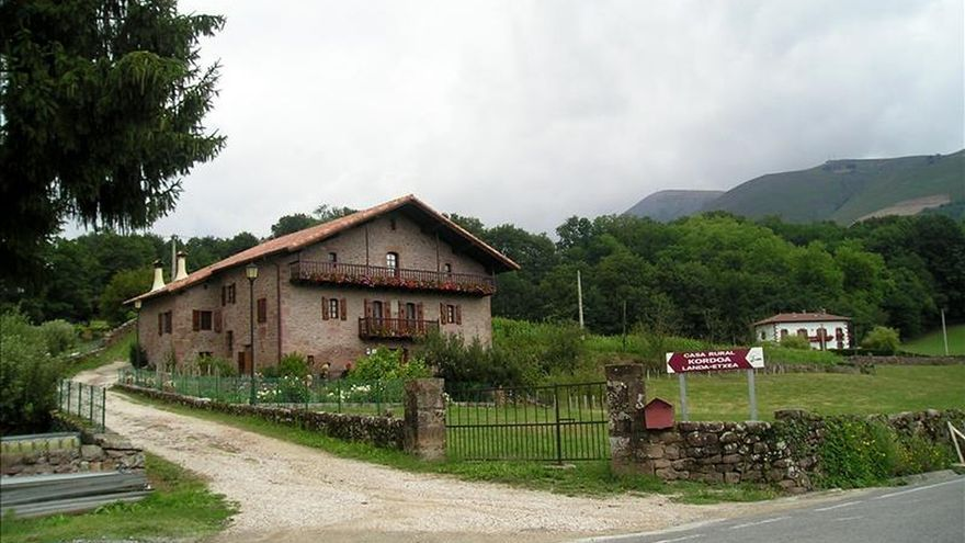Castilla y León, Cataluña y Andalucía absorben el 45 por ciento de los destinos de turismo rural