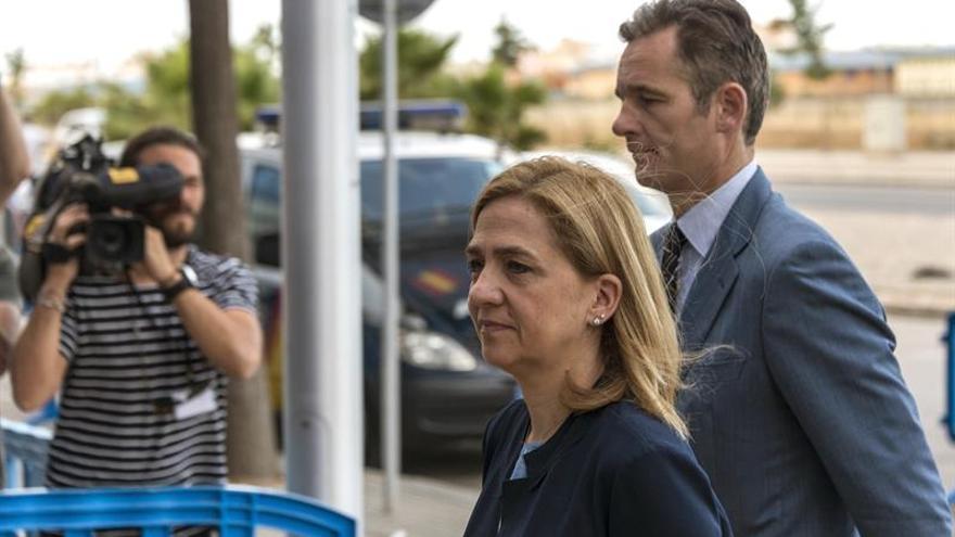 La defensa de la infanta Cristina pide la absolución y una sanción para Manos Limpias
