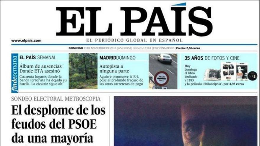 De las portadas del día (13/11/2011) #8