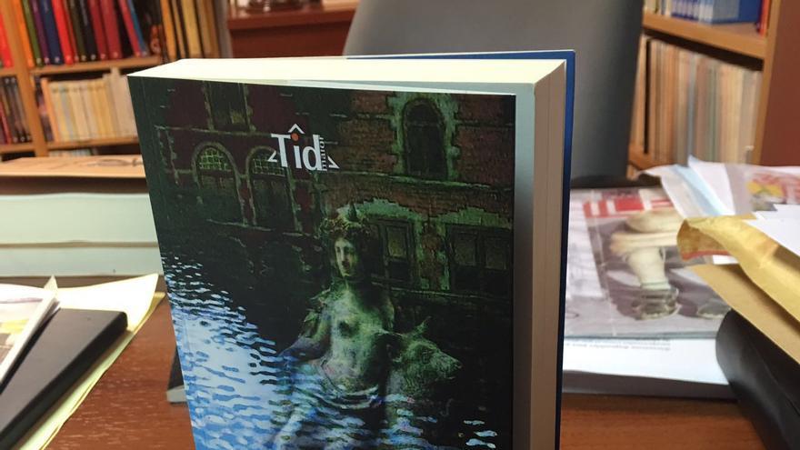 En la imagen, portada de la primera novela de Facundo Fierro.