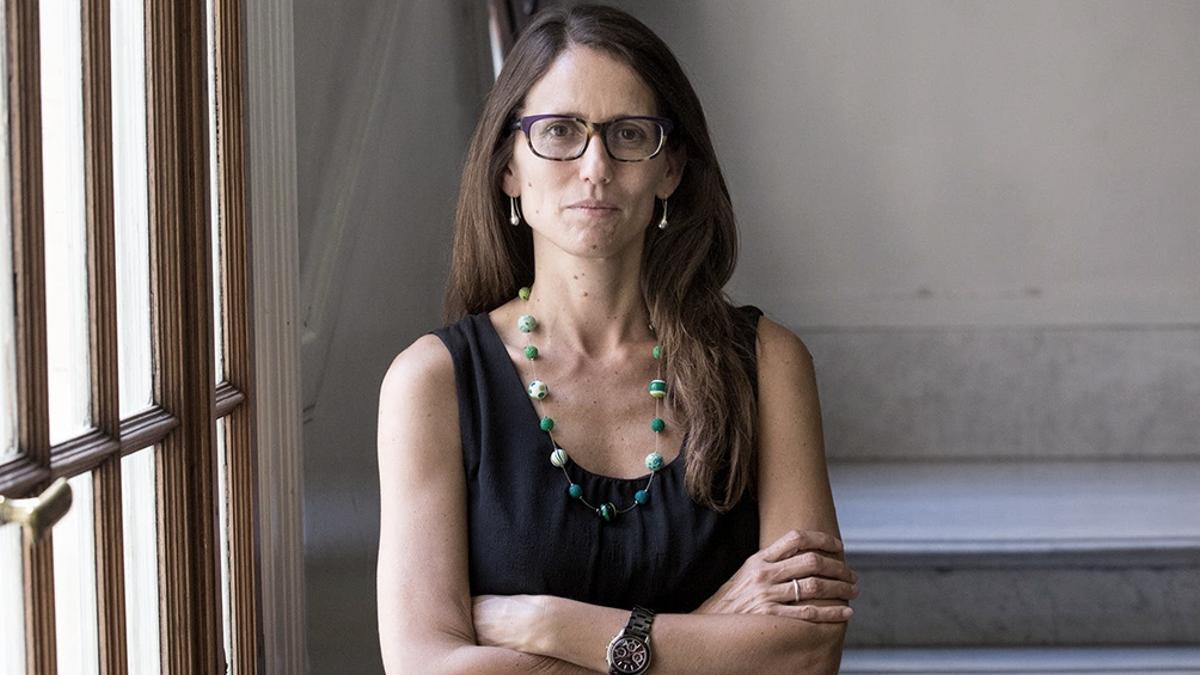 La ministra de las Mujeres, Géneros y Diversidad, Elizabeth Gómez Alcorta.