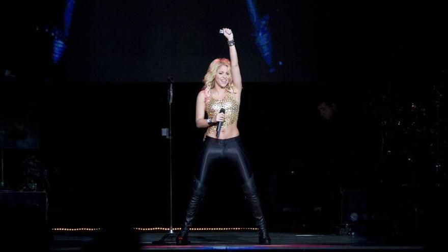 Shakira suspende los conciertos de su gira El Dorado hasta junio