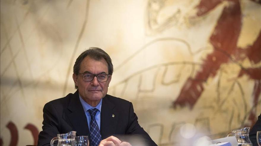 Artur Mas afirma que las elecciones serían solo un instrumento para el objetivo de la consulta