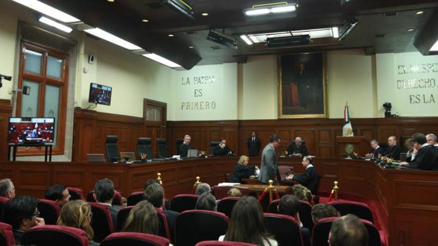 Satisfacción por decisión de Supremo de avalar aborto en México por violación
