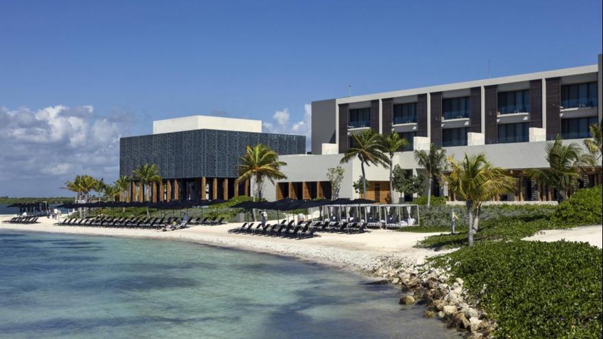 Imagen del hotel obtenida de su página web.