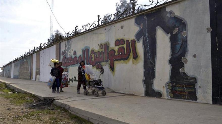 Milicias chiíes expulsan al EI de zonas al oeste de Mosul