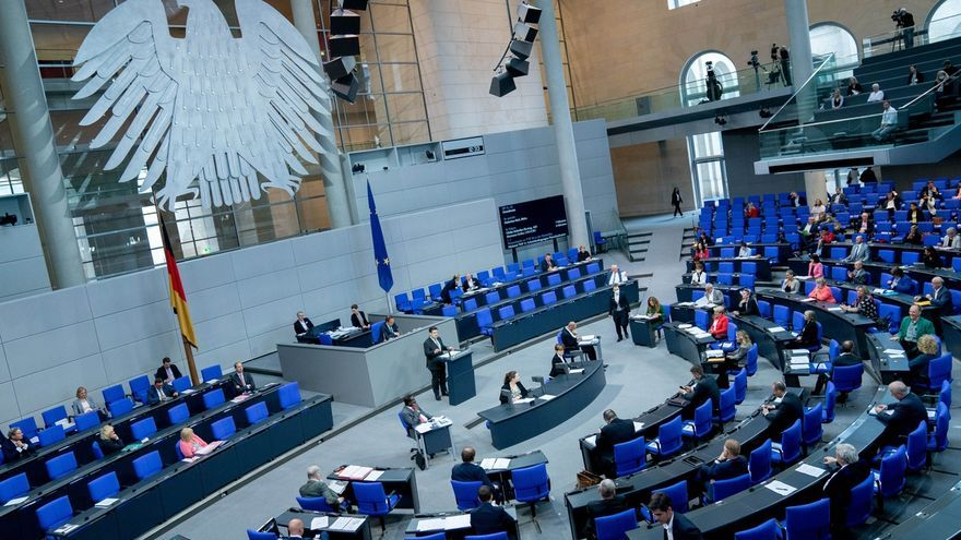 El Parlamento de Alemania respalda al BCE y deja vía libre al Bundesbank