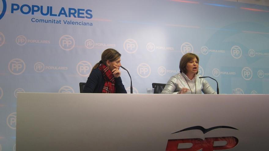 """PP Valencia ofrece a Oltra su apoyo para destituir al marido de Montón o será """"cómplice silenciosa"""" de su nombramiento"""