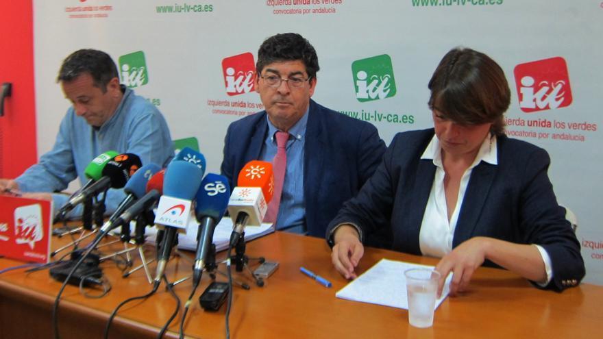 Valderas urge a la puesta en marcha de un tercer plan de choque contra el desempleo por parte de la Junta